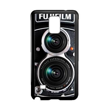 Acc Hp Retro Series Camera W4759 Custom Casing for Samsung Note 4