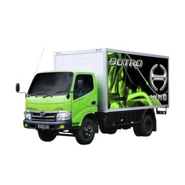 harga Hino Dutro 110 SDL 4.0 Diesel M/T Mobil Bak Custom - White [Jadetabek] Blibli.com