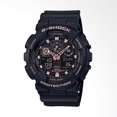 CASIO G-Shock Original Special Colo ...  Black  [GA-100GBX-1A4DR]