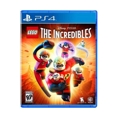 harga SONY PS4 LEGO The Incredibles DVD Game [R3/ English] Blibli.com