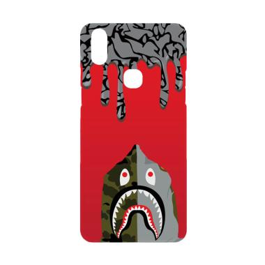 Cococase Bape Shark ZH J0291 Casing for Vivo V9