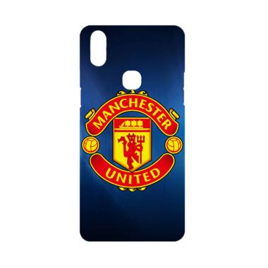 Cococase Man.United Logo J0261 Casing for Vivo V9