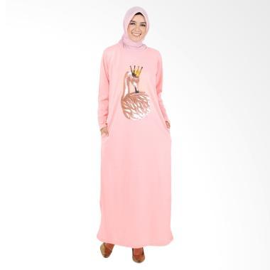 Edberth Fashion Faira Long Dress Muslim Wanita