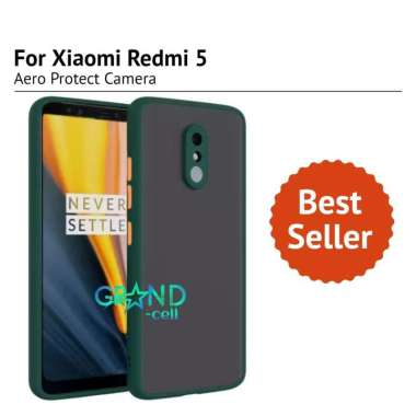 harga Case hp Matte doft for XIAOMI REDMI 5 With Lens Protect Camera Premium Bumper Aero Back Casing Handphone XIAOMI REDMI 5 Hijau Tua Blibli.com