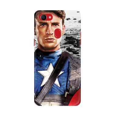 Flazzstore Chris Evans Captain Amer ... remium Casing for Oppo F7