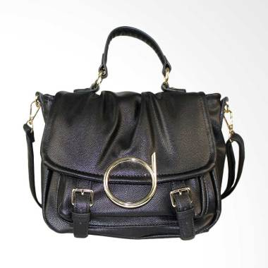 Bellezza D-920 Woman Hand Bag - Black