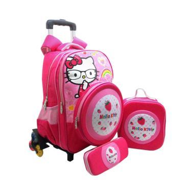 Tas Ransel Pink Terbaru di Kategori Ibu Anak  cd61c24e78