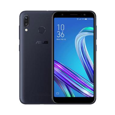 Blibli Now - Asus Zenfone Max M1 ZB555KL Smartphone [32 GB/ 3 GB]