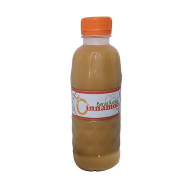 Cinnamon Beras Kencur Minuman Tradisional