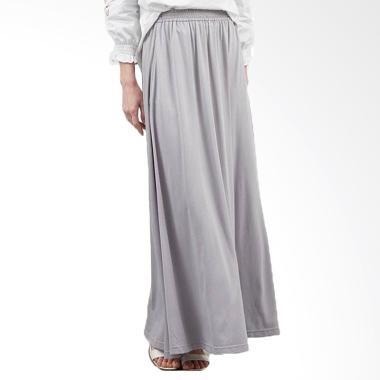 Syaheera Royal Skirt - Grey