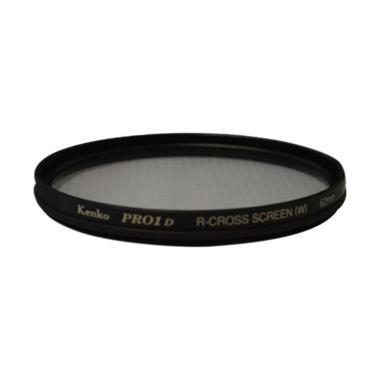 Kenko Pro-1D R-CrossScreen W 62mm Filter Lensa jpckemang