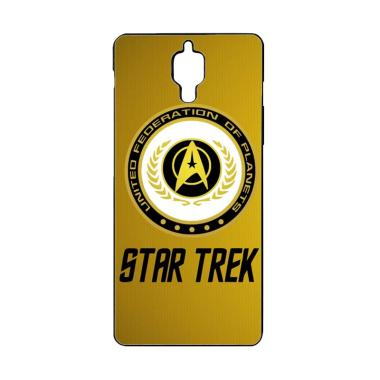 Acc Hp Star Trek W3699 Custom Casing for Xiaomi Mi4