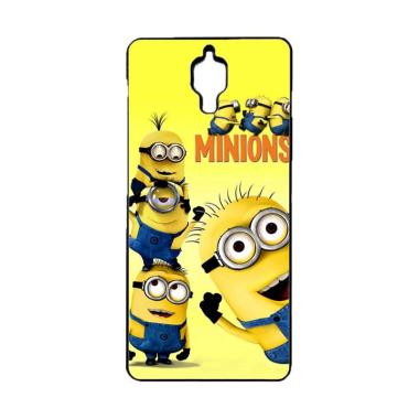 Acc Hp Minions E0073 Custom Casing for Xiaomi Mi4