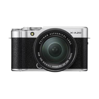 Fujifilm X-A20 Kit 15-45mm Kamera M ... er + Instax Mini 8 Minion