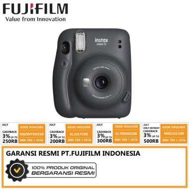 FUJIFILM INSTAX Mini 11 Instant Film Camera Charcoal Grey