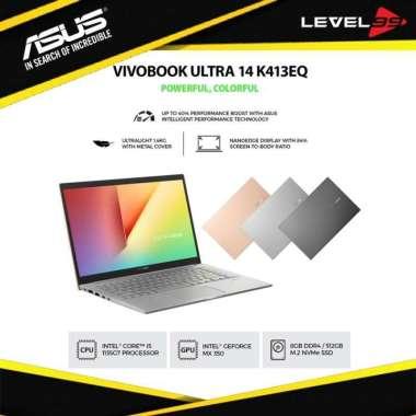 harga Laptop ASUS K413EQ-EB552TS i5-1135G7 8GB 512GB MX350 14