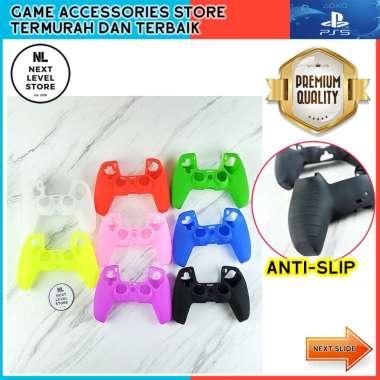 harga PS 5 Joystick Silicone Case Thumb Grip PS5 Controller Premium NEW - ada 8 Pilihan Warna - PILIH DI VARIASI Merah Muda / Pink Blibli.com