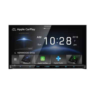 Kenwood DDX9018S Double Din Apple CarPlay and Android Auto Head Unit