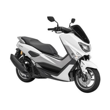 Yamaha New NMAX 155 ABS Sepeda Motor [VIN 2018/OTR Jawa Timur]
