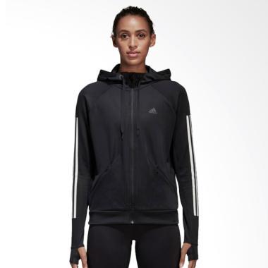 Adidas Perf FZ Hoody W Jacket Olahraga Wanita [BK7675]