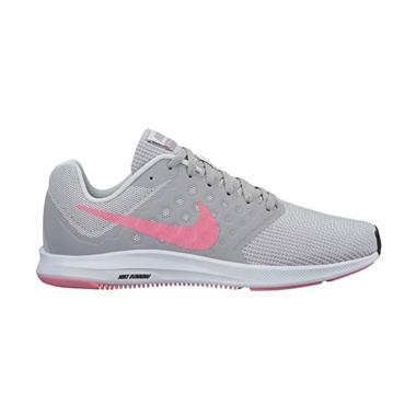 NIKE Downshifter 7 W Running Shoes Sepatu Olahraga Wanita [852466015]