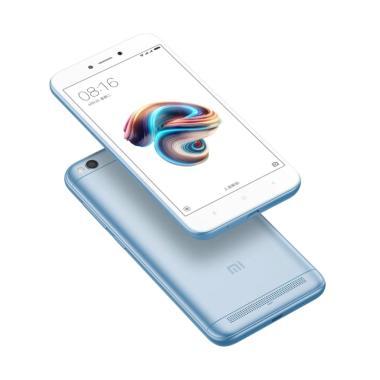 Xiaomi Redmi 5A Smartphone [RAM 2GB/16GB/ 4G LTE/ Camera 13MP]