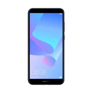 Huawei Y6 2018 Smartphone - Black [16 GB/ 2 GB]