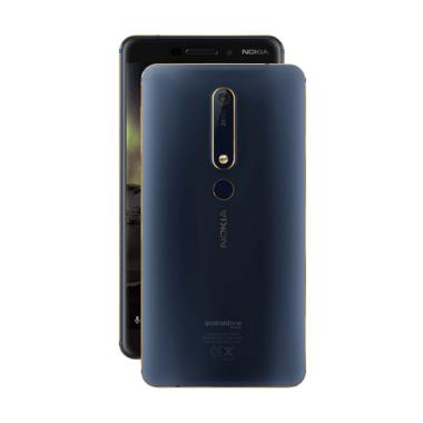 Nokia 6.1 2018 Smartphone [64GB/4GB]