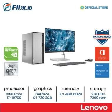 harga Lenovo IdeaCentre 5 14IMB05 i7-10700 8GB NVIDIA GT 730 2TB W10 OHS Blibli.com