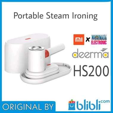 harga XIAOMI DEERMA HS200 Portable Steam Ironing 2 in 1 - Setrika Uap Blibli.com