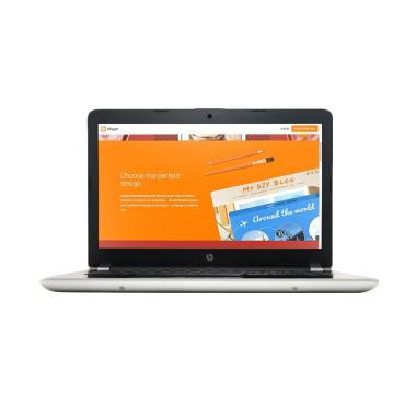 HP 14 BW0099TU Notebook - Abu [AMD  ...  LCD 14 Inch/ Windows 10]