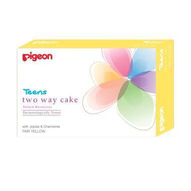 PIGEON Two Way Cake Powder [14 g]