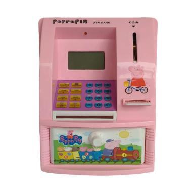 Peppa Pig 0960760012 Celengan ATM Mainan Anak