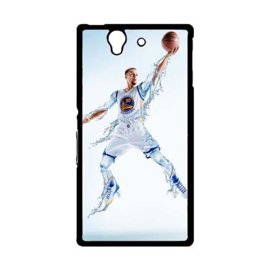 Acc Hp Stephen Curry Water X6082 Custom Casing for Sony Xperia Z