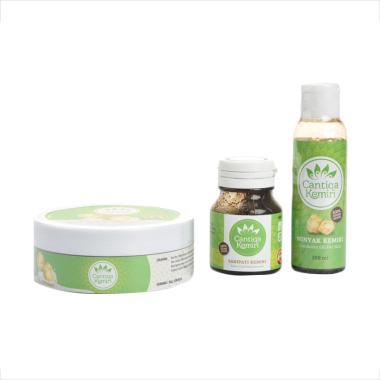 jual perawatan rambut cantiqa-kemiri - harga & kualitas terjamin Minyak Dan Saripati Cantiqa Kemiri