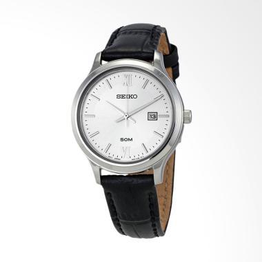 Seiko Neo Classic SUR703P1 Quartz Leather Strap ...