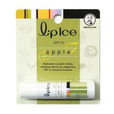 Mentholatum Lip Ice SPF15 Lip Balm Apple [3.5 g]
