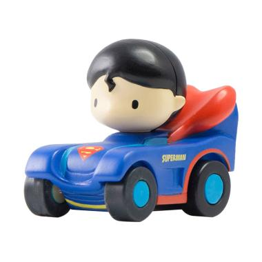 TOPI Superman Chibi Spinning Car Diecast [1/64]