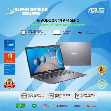 harga Asus A416EPO-VIPS552-[Intel Core i5-1135G7/8GB/SSD512/MX330/14
