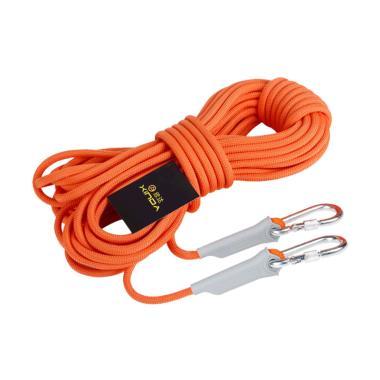 Dhaulagiri Xinda Climbing Rappeling Rope - Orange [9.5 mm/10 m]