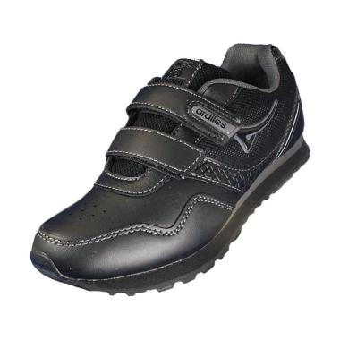 Ardiles Mulia Casual Sepatu Sekolah Anak - Hitam