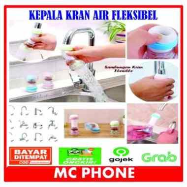 harga Dijual Sambungan Kran Air Fleksibel Kepala Saringan Kran Berkualitas Blibli.com