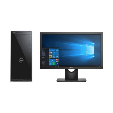 Dell Inspiron 3670 MT Desktop PC [C ... 0] + Dell Monitor E2016HV