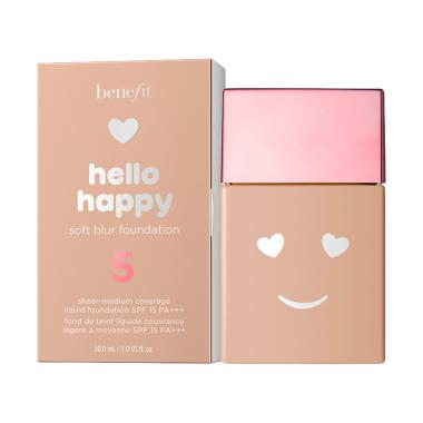 Benefit Cosmetics Hello Happy Soft Blur Foundation - 05
