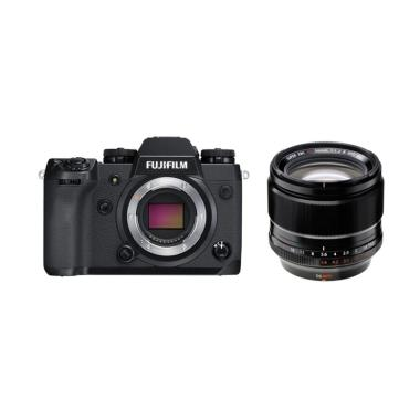 Fujifilm X-H1 Body Only Kamera Mirrorless + XF 56mm APD