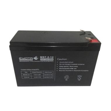 Battery / Baterai Eyota 12V 7.2 Ah, Original