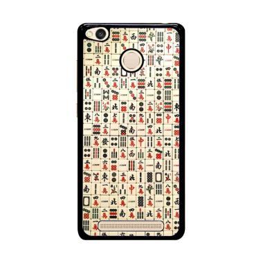 harga Flazzstore Mahjong Y2167 Premium Casing for Xiaomi Redmi 3 Pro/ 3S/ 3X Blibli.com