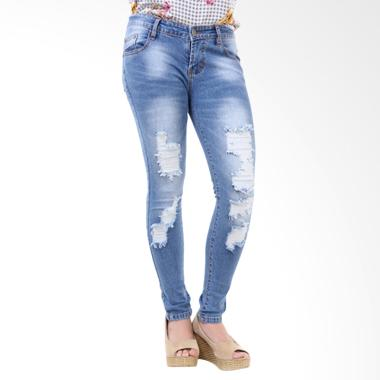 ... Ripped Skinny Bio Celana Jeans Wanita. Rp 165.000. JSK ...