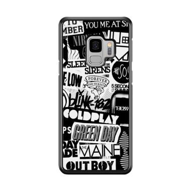 harga Flazzstore The Xx Coldplay Arctic Monkeys The Neighbourhood Sleeping With Sirens The 1975 Band Z0252 Premium Casing for Samsung Galaxy S9 Blibli.com