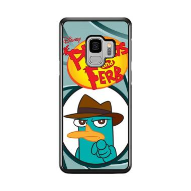 harga Flazzstore Perry Platypus W3175 Premium Casing for Samsung Galaxy S9 Blibli.com